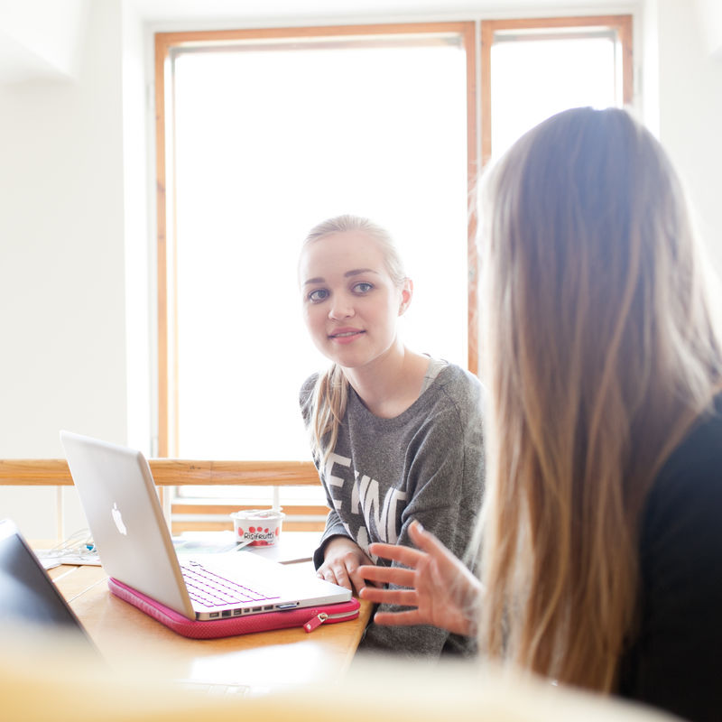 Helsinki business and study